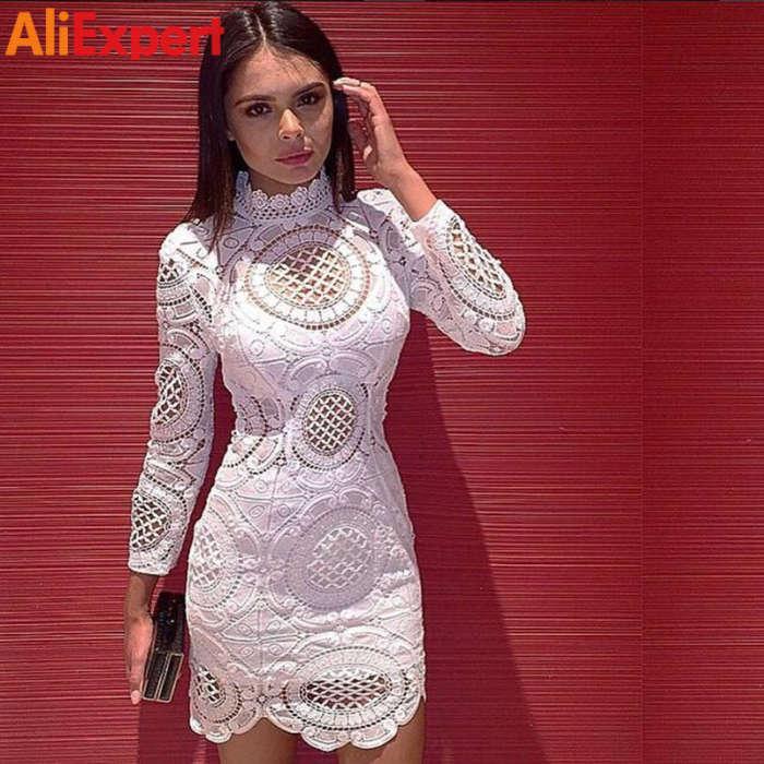 ЭЛЕГАНТНОЕ КРУЖЕВНОЕ ПЛАТЬЕ НА АЛИЭКСПРЕСС прикольная, интересная, крутая, стильная, лучшая одежда для мужчин и женщин