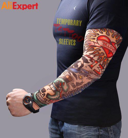 КРУТЫЕ ТАТУ-РУКАВА НА АЛИЭКСПРЕСС прикольная, интересная, крутая, стильная, лучшая одежда для мужчин и женщин