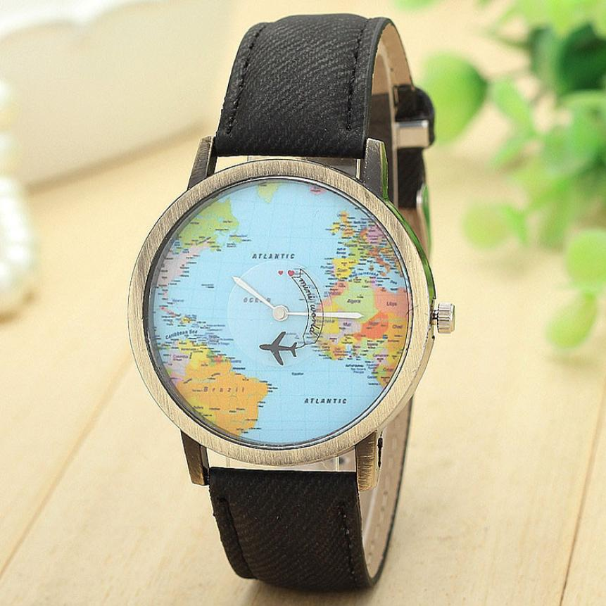 Newly-Design-Mini-World-Map-Watch-Men-Women-Gift-Watches-Sep11