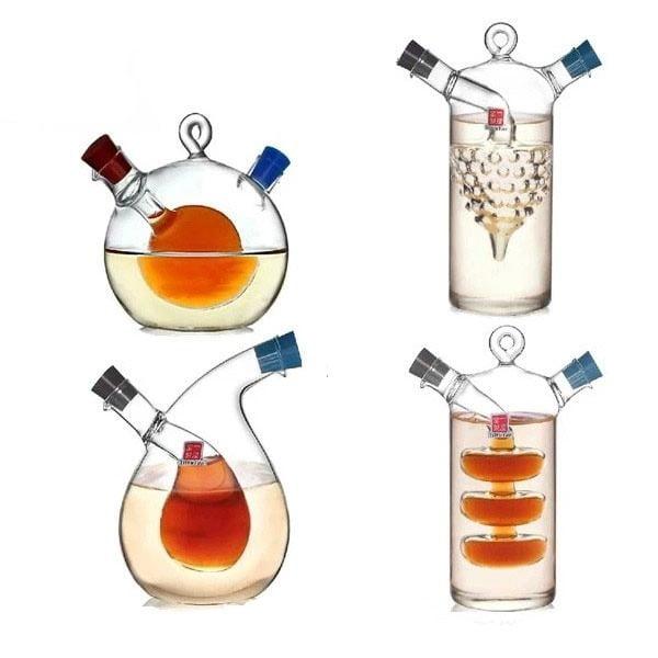 Creative-Kitchen-Oil-and-vinegar-bottles-sauce-glass-jar-sealed-multifunction-seasoning-glass-storage-bottle-wine