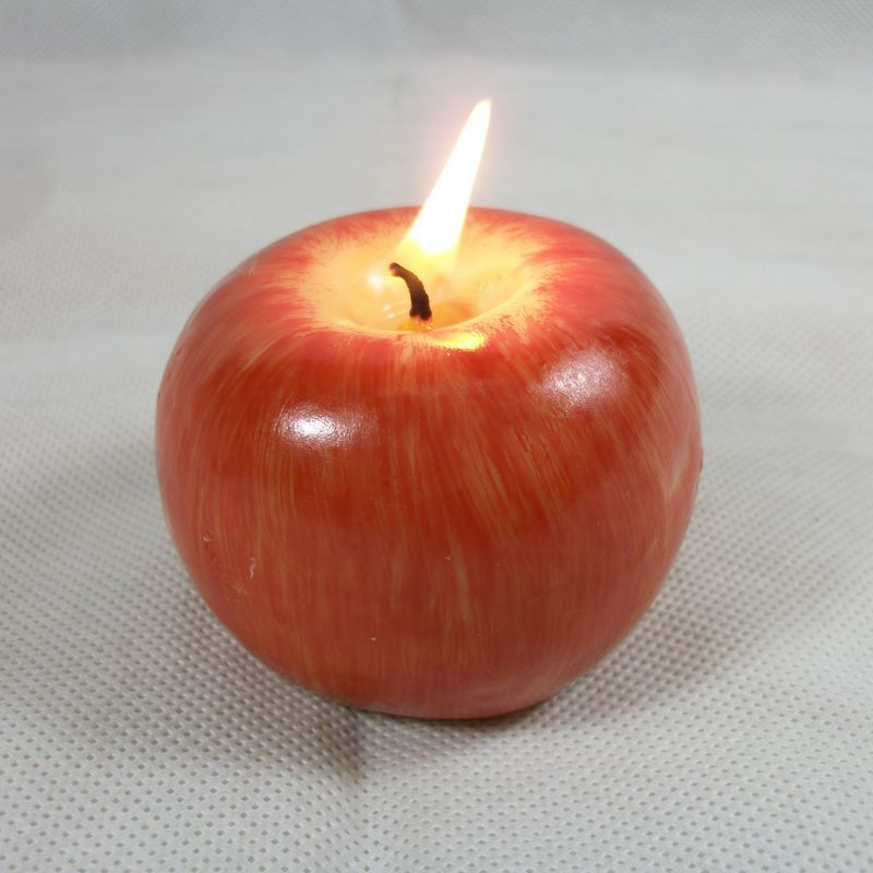 1pcs-Christmas-Red-Apple-Shape-Fruit-Scented-Candle-Home-Decoration-Greet-Gift