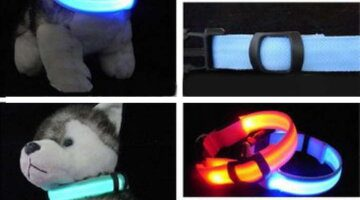 Nylon-Pet-LED-Dog-Collar-Night-Safety-LED-Flashing-Glow-LED-Pet-Supplies-Dog-Cat-Collar