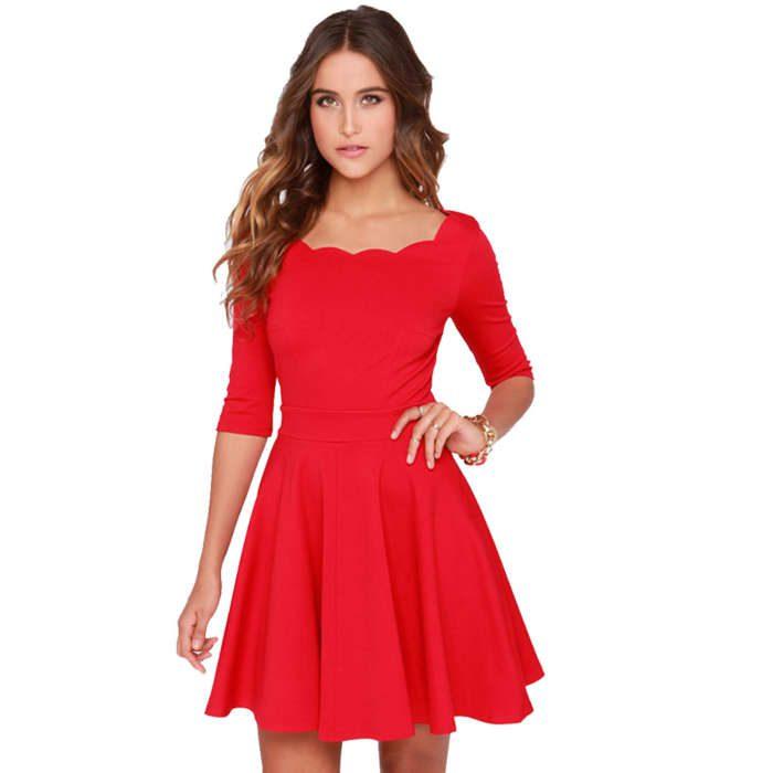 КРАСНОЕ ПЛАТЬЕ НА АЛИЭКСПРЕСС прикольная, интересная, крутая, стильная, лучшая одежда для мужчин и женщин