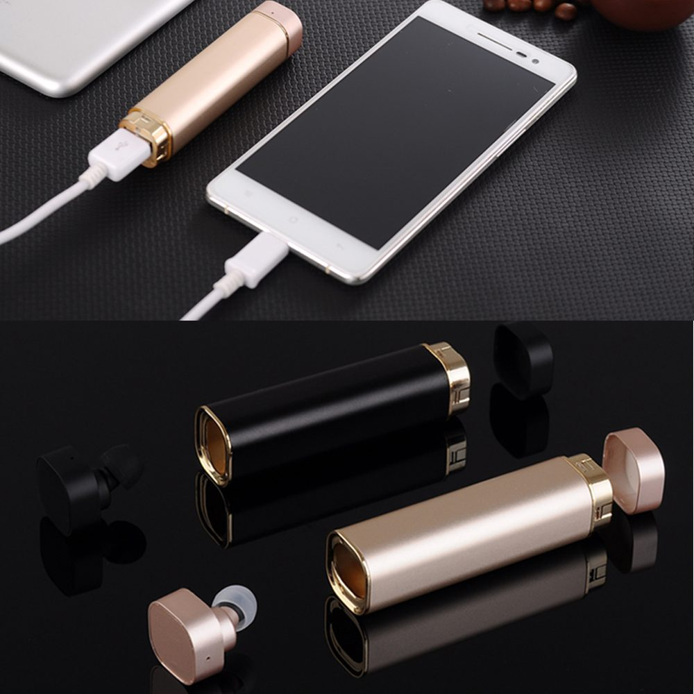 Fashion-Mini-Wireless-bluetooth-headphones-900Amh-mobile-power-in-ear-headset-2-in1-Charge-for-phone