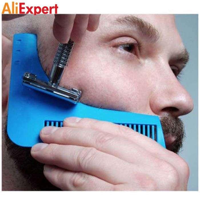beard-bro-beard-shaping-tool-sex-man-gentleman-beard-trim-template-hair-cut-hair-molding-trim-aliexpert-aliexpress-luchshee-tovaryi-2016