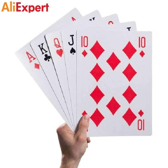 ГИГАНТСКИЕ ИГРАЛЬНЫЕ КАРТЫ НА АЛИЭКСПРЕСС прикольные, интересные, крутые, полезные, лучшие товары, находки, настольные, развивающие игры, товары для развлечения