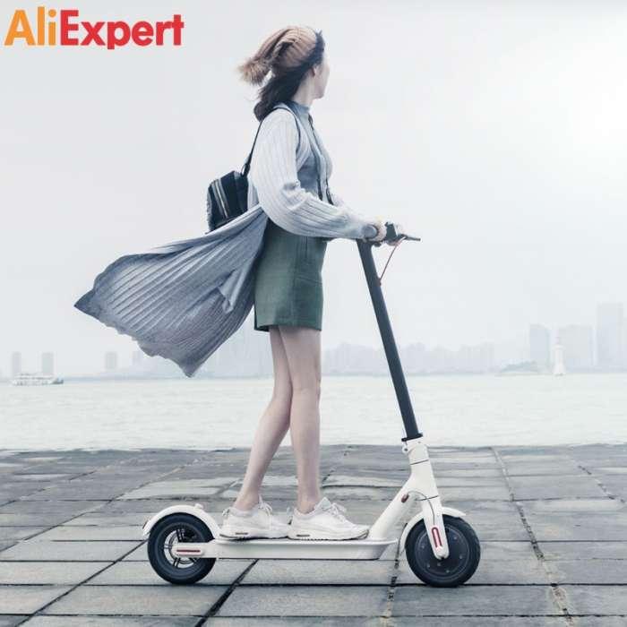 ЭЛЕКТРОСКУТЕР XIAOMI 12,5 КГ НА АЛИЭКСПРЕСС прикольные, интересные, крутые, полезные, лучшие товары, для мобильного, телефона, смартфона, электроника