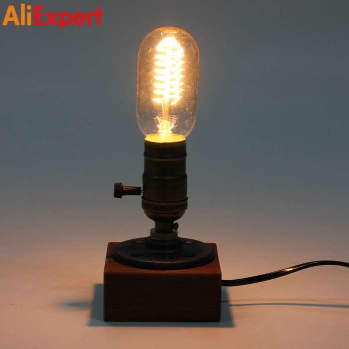 new-arrival-high-quality-loft-vintage-e27-bulb-table-lamp-dimmable-water-pipe-light-home-bar