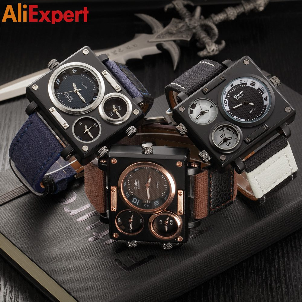 oulm-watch-luxury-brand-man-fabric-srap-quartz-watch-clock-male-multiple-time-zones-square-sports