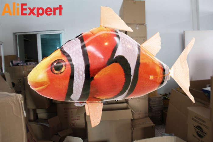 super-fun-toy-rc-air-fish-toys-drone-shark-clown-fish-balloons-nemo-inflatable-with-helium