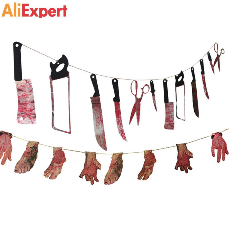 1-spooky-halloween-party-haunted-house-hanging-garland-pennant-banner-decoration-nb0440