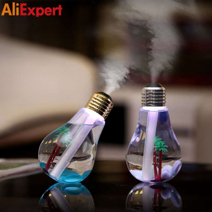 2016-new-mini-colorful-dc5v-400ml-usb-night-light-bulb-humidifier-air-purifier-diffuser-atomizer-gold