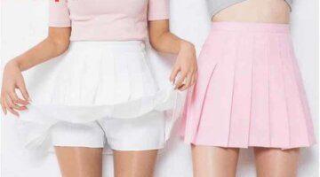 2016-summer-new-aa-high-waist-slim-short-skirt-college-students-wind-code-skirt