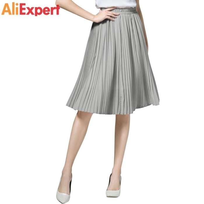 garemay-women-long-chiffon-skirts-summer-pleated-black-white-skirt-school-faldas-largas-plus-size-bohemian
