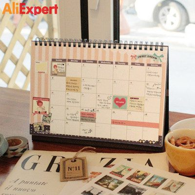 new-2017-diy-print-desk-calendar-desktop-to-do-list-daily-planner-book-office-desk-supplies