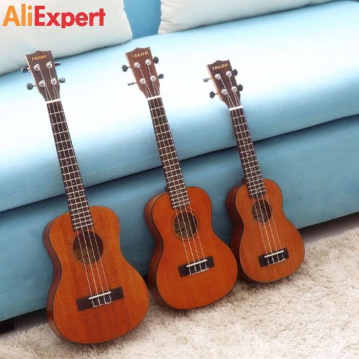 tauro-ukulele-soprano-concert-tenor-ukulele-21-23-26-mahogany-hawaii-ukelele-stringed-musical-instruments