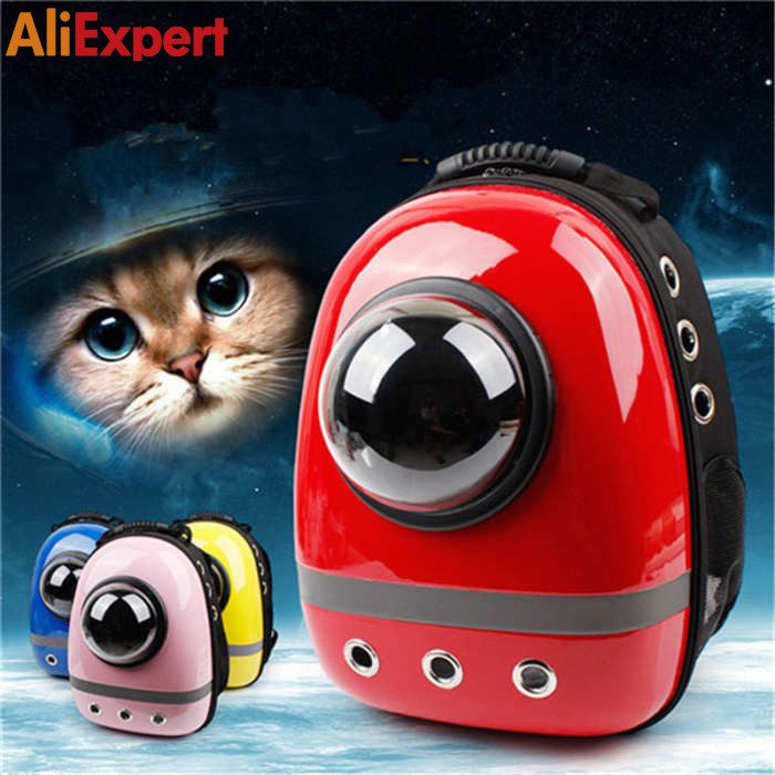 2017-hot-sale-space-capsule-shaped-pet-carrier-breathable-pet-backpack-pet-dog-outside-travel-bag