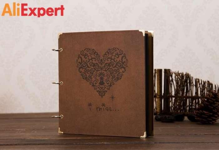 29x29cm-diy-big-album-handmade-clipbook-photo-album-black-paper-crafts-baby-growth-record-book-wedding