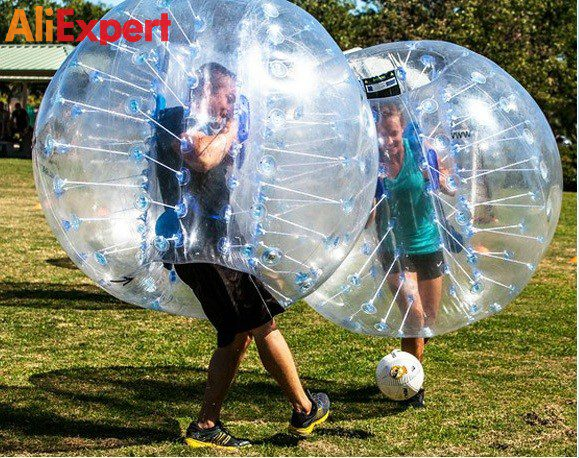 free-shipping-0-8mm-pvc-1-5m-air-bumper-ball-body-zorb-ball-bubble-football-bubble