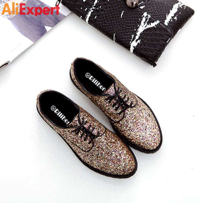 free-shipping-2017-new-spring-women-shoes-british-style-sequins-pu-leather-oxfords-shoes-mixed-colors