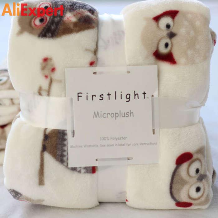 new-2017-flannel-fleece-sofa-throw-blanket-plaid-soft-warm-100-polyester-plaid-printed-manta-plush