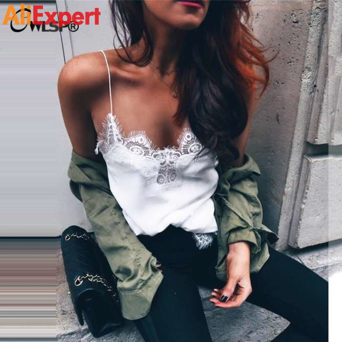 new-fashion-women-satin-white-tank-top-sexy-adjustable-length-strap-lace-bralette-camis-tops-solid