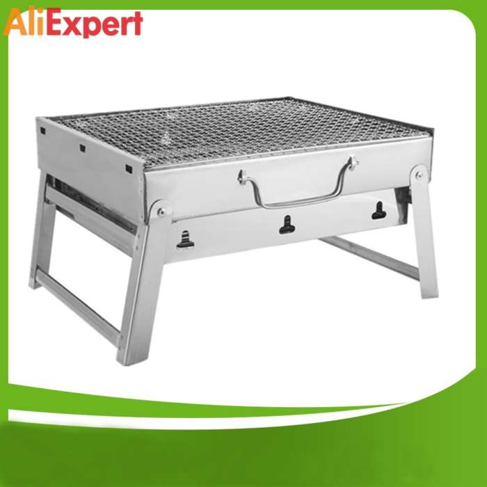 outdoor-folding-patio-barbecue-grill-camping-garden-stainless-steel-portable-bbq-grills