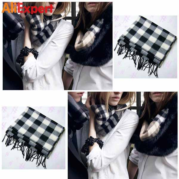 plaid-womens-mens-wool-blend-wrap-winter-warm-fleece-scarf-shawl-scarve-2016-popular-product