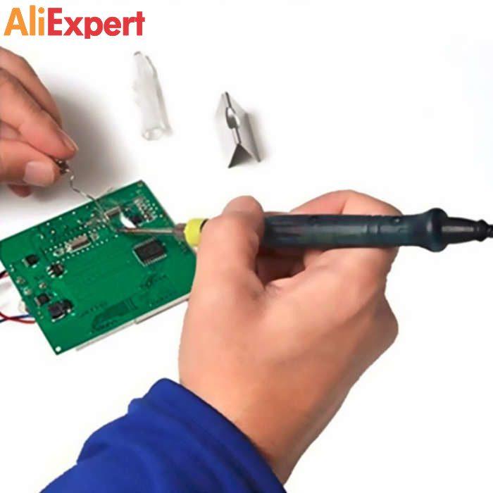 ПАЯЛЬНИК 5В 8W USB НА АЛИЭКСПРЕСС прикольные, интересные, крутые, полезные, лучшие товары, для мобильного, телефона, смартфона, электроника