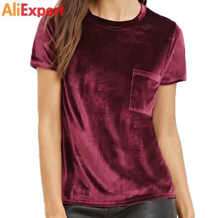 БАРХАТНАЯ ФУТБОЛКА НА АЛИЭКСПРЕСС прикольная, интересная, крутая, стильная, лучшая одежда для мужчин и женщин