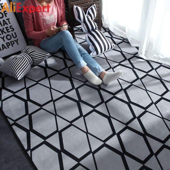 Стильный ковёр НА АЛИЭКСПРЕСС прикольные, интересные, крутые, полезные, лучшие , находки, покупки, гаджеты, аксессуары