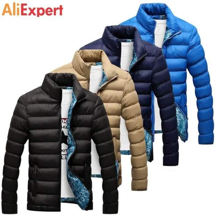 Зимняя мужская куртка НА АЛИЭКСПРЕСС прикольные, интересные, крутые, полезные, лучшие , находки, покупки, гаджеты, аксессуары