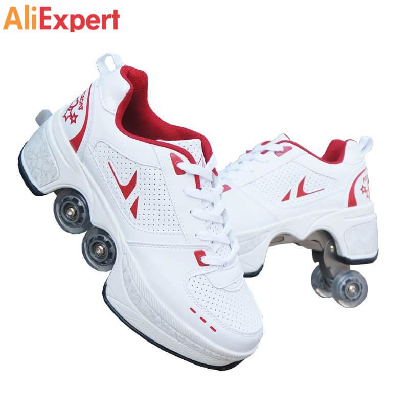 кроссовки-ролики на алиэкспресс НА АЛИЭКСПРЕСС прикольные, интересные, крутые, полезные, лучшие , находки, покупки, гаджеты, аксессуары